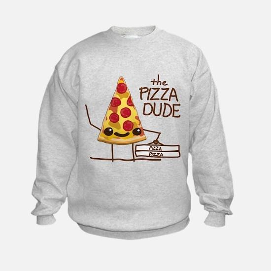 The Pizza Dude Sweatshirt