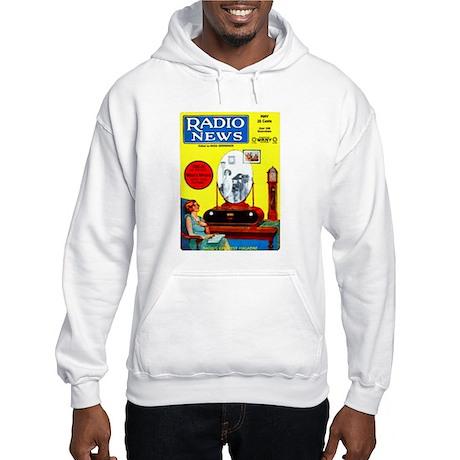 Radio News Hooded Sweatshirt
