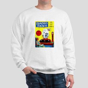 Radio News Sweatshirt
