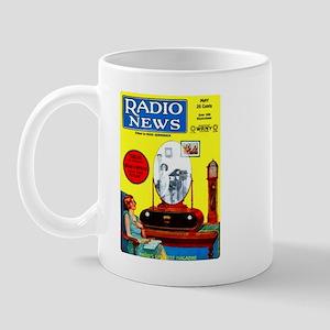 Radio News Mug