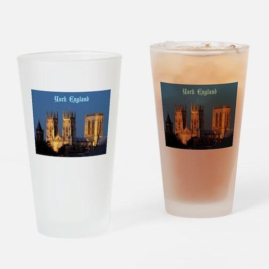 York Minster - Pro photo Drinking Glass