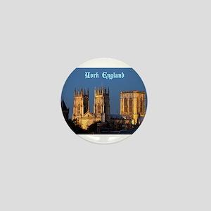 York Minster - Pro photo Mini Button