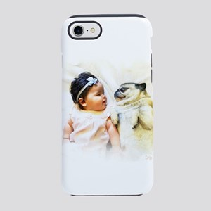 Friends For Life iPhone 7 Tough Case