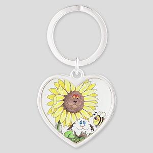 God's lil Garden Keychains