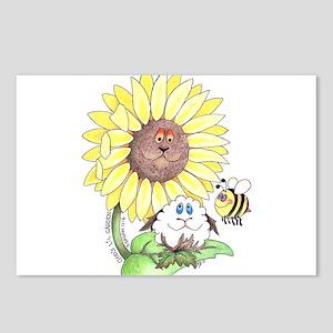 God's lil Garden Postcards (Package of 8)