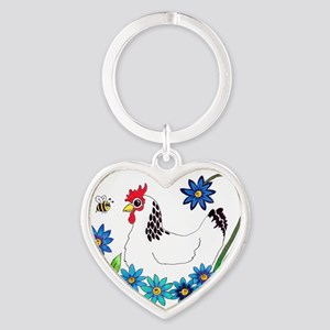 SPRING IS IN THE AIR Keychains