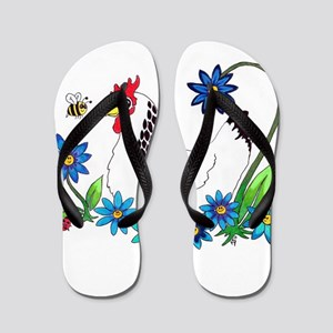 SPRING IS IN THE AIR Flip Flops