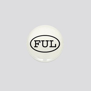 FUL Oval Mini Button