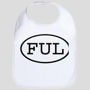FUL Oval Bib