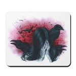 Thoughts, Fly Away Mousepad