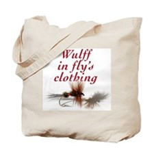 Wulff in Fly's Clothing Tote Bag