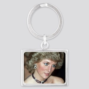 HRH Princess Diana Germany Keychains