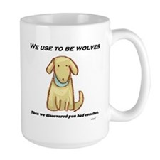 We Used to Be Wolves Mugs