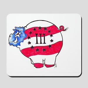 Infidel Threeper Hog Mousepad