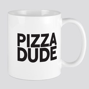 Pizza Dude Mugs