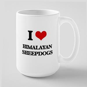 I love Himalayan Sheepdogs Mugs