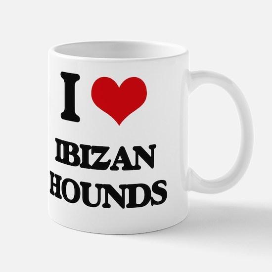 Funny Ibizan hound Mug
