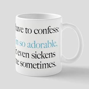 Too Adorable Mug