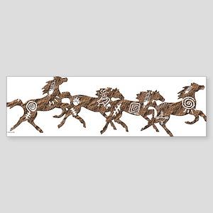 Stone Ponies Sticker (Bumper)