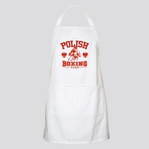 Polish Boxing BBQ Apron