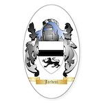 Jardeni Sticker (Oval)