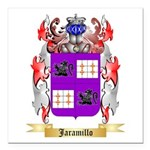 Jaramillo Square Car Magnet 3