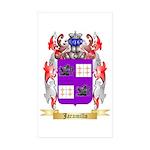 Jaramillo Sticker (Rectangle 50 pk)
