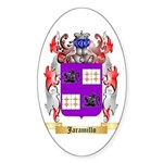 Jaramillo Sticker (Oval)