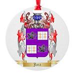 Jara Round Ornament