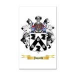 Jaquith Rectangle Car Magnet