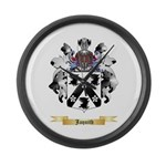 Jaquith Large Wall Clock