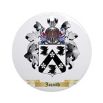 Jaquith Ornament (Round)