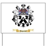 Jaquinet Yard Sign