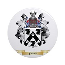 Jaquin Ornament (Round)