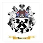 Jaquenot Square Car Magnet 3