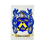 Jaqueminot Rectangle Magnet (100 pack)