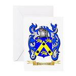Jaqueminot Greeting Card