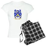 Jaqueminet Women's Light Pajamas