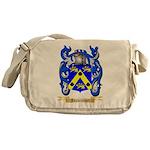 Jaqueminet Messenger Bag