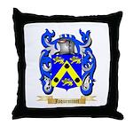Jaqueminet Throw Pillow