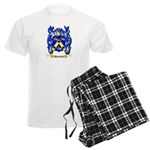 Jaquemar Men's Light Pajamas
