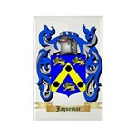 Jaquemar Rectangle Magnet (10 pack)