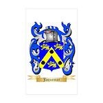 Jaquemar Sticker (Rectangle 50 pk)
