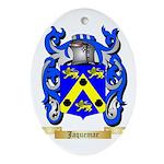Jaquemar Ornament (Oval)