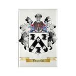 Jaquelot Rectangle Magnet (100 pack)