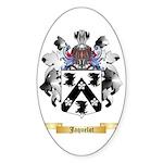 Jaquelot Sticker (Oval 50 pk)