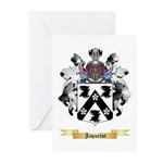 Jaquelot Greeting Cards (Pk of 10)