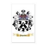 Jaquelin 20x12 Wall Decal