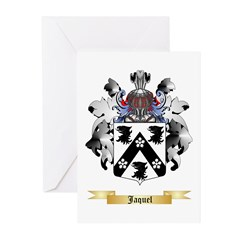 Jaquel Greeting Cards (Pk of 10)