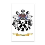 Jaquel 35x21 Wall Decal